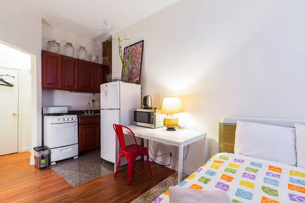 Studio, Alphabet City Rental in NYC for $1,810 - Photo 1