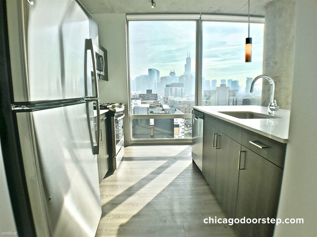 2 Bedrooms, Goose Island Rental in Chicago, IL for $2,780 - Photo 1