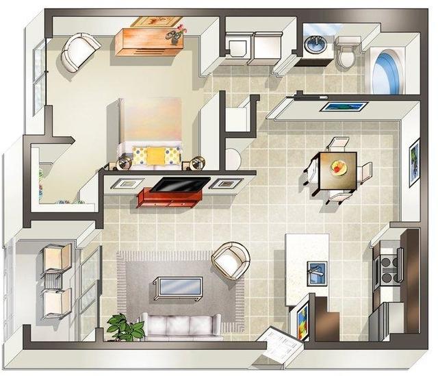 1 Bedroom, Lauderdale Lakes Rental in Miami, FL for $1,425 - Photo 2