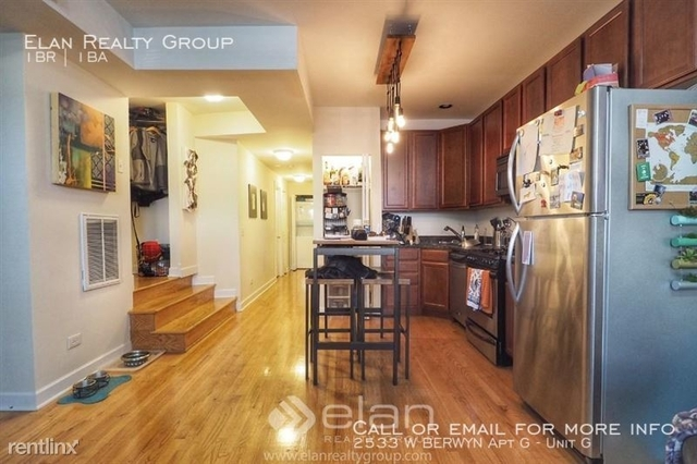 1 Bedroom, Budlong Woods Rental in Chicago, IL for $1,150 - Photo 2