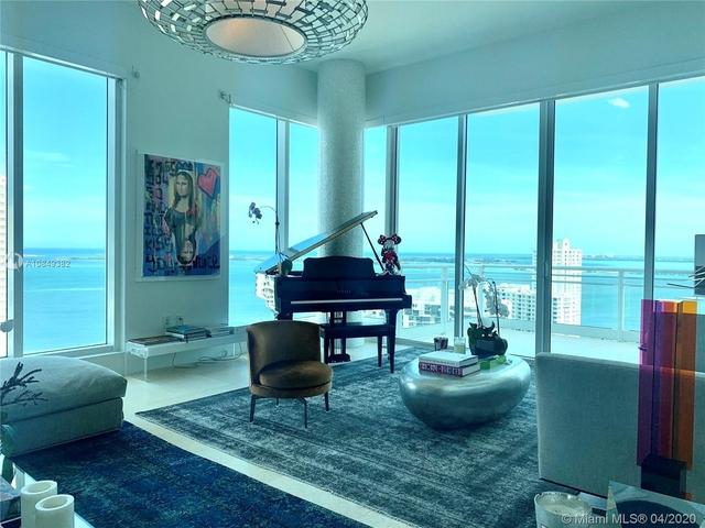 4 Bedrooms, Brickell Key Rental in Miami, FL for $10,000 - Photo 1