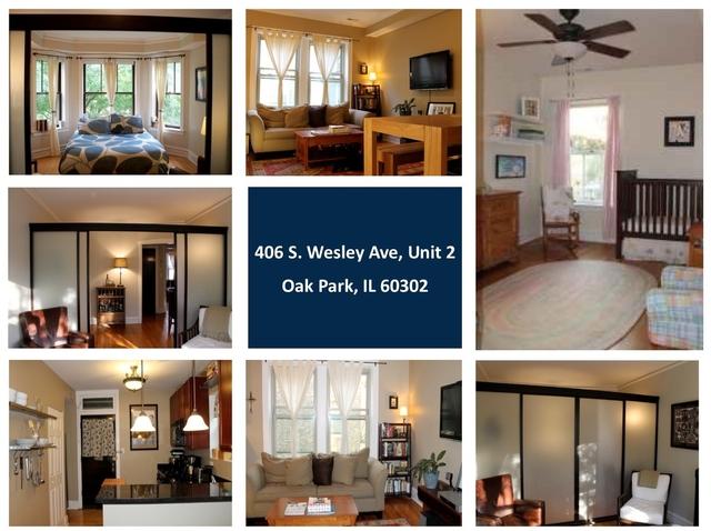 1 Bedroom, Oak Park Rental in Chicago, IL for $1,200 - Photo 1