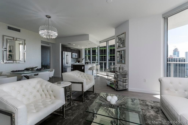 2 Bedrooms, Media and Entertainment District Rental in Miami, FL for $4,100 - Photo 2