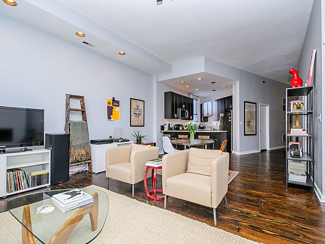 2 Bedrooms, Fulton River District Rental in Chicago, IL for $2,745 - Photo 1
