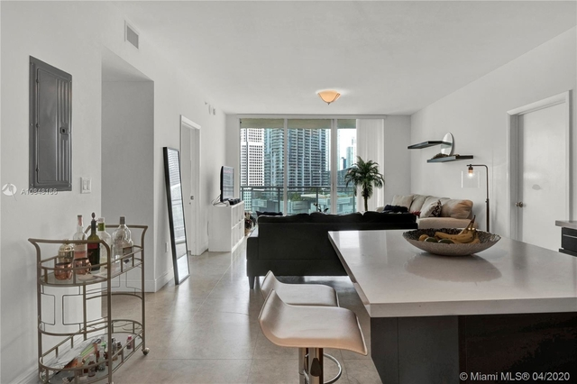 2 Bedrooms, River Front West Rental in Miami, FL for $2,500 - Photo 1