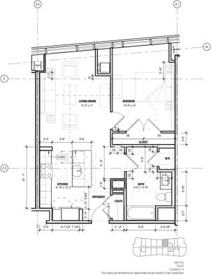 1 Bedroom, West Fens Rental in Boston, MA for $3,550 - Photo 2