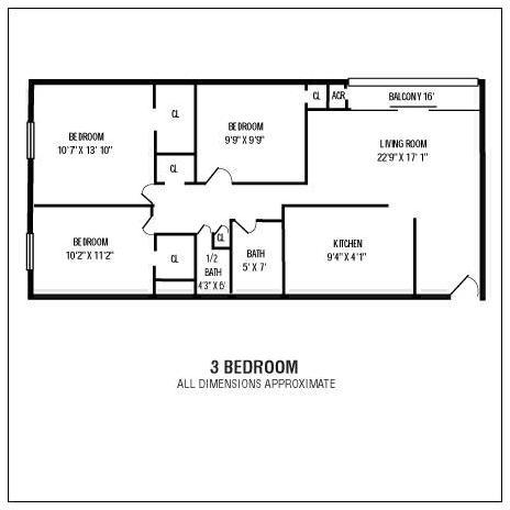 3 Bedrooms, Fort Davis Park Rental in Washington, DC for $1,502 - Photo 1