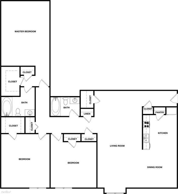 2 Bedrooms, Southwest Atlanta Rental in Atlanta, GA for $699 - Photo 2