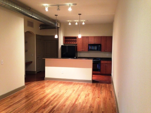1 Bedroom, Fourth Ward Rental in Houston for $1,387 - Photo 2
