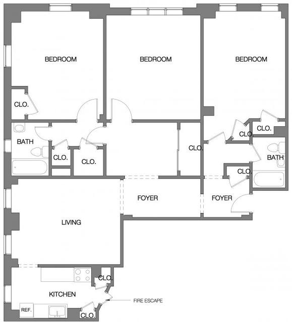 3 Bedrooms, Cedar Park Rental in Philadelphia, PA for $2,125 - Photo 1