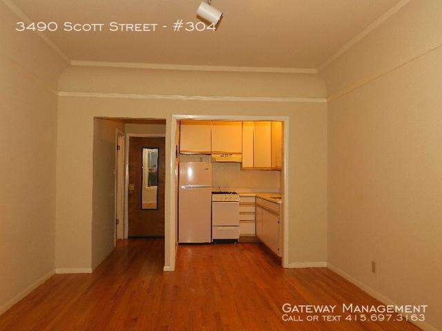 1 Bedroom, Marina Rental in San Francisco Bay Area, CA for $2,595 - Photo 1