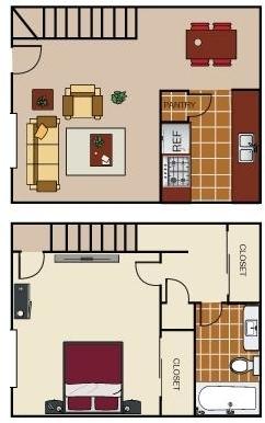 1 Bedroom, Arlington Rental in Dallas for $740 - Photo 1