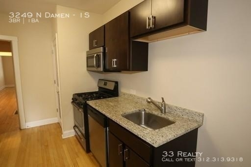 3 Bedrooms, Roscoe Village Rental in Chicago, IL for $2,150 - Photo 2