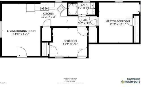 2 Bedrooms, Neighborhood Nine Rental in Boston, MA for $2,850 - Photo 2