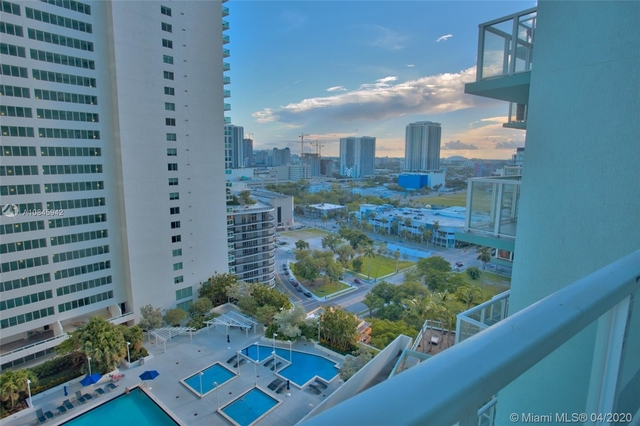 Studio, Media and Entertainment District Rental in Miami, FL for $1,700 - Photo 2