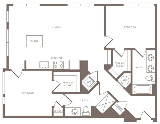 1 Bedroom, Midtown Rental in Atlanta, GA for $1,647 - Photo 1