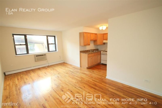 Studio, Rogers Park Rental in Chicago, IL for $1,063 - Photo 1