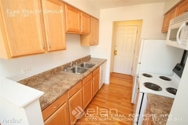 1 Bedroom, Rogers Park Rental in Chicago, IL for $1,117 - Photo 2