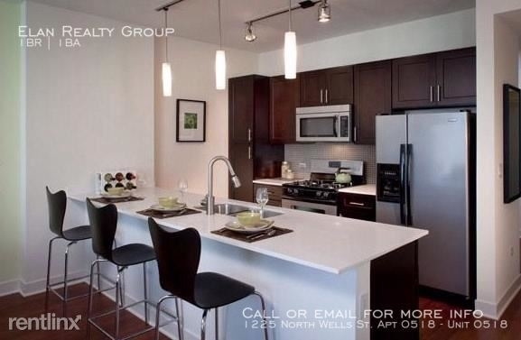 1 Bedroom, Old Town Rental in Chicago, IL for $3,988 - Photo 1