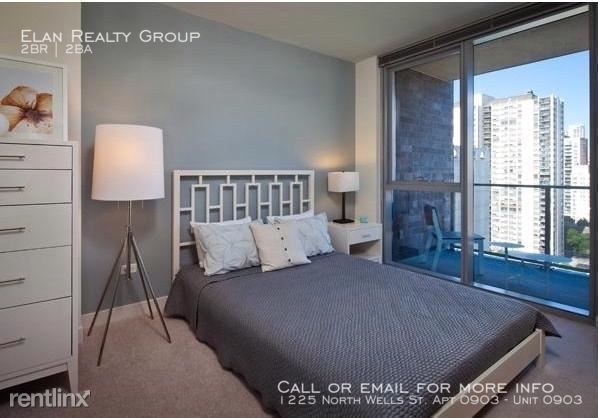 2 Bedrooms, Old Town Rental in Chicago, IL for $4,901 - Photo 2