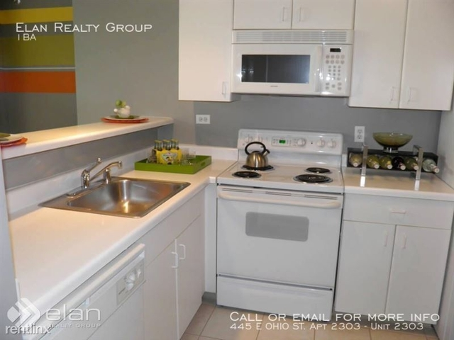 Studio, Gold Coast Rental in Chicago, IL for $1,649 - Photo 1
