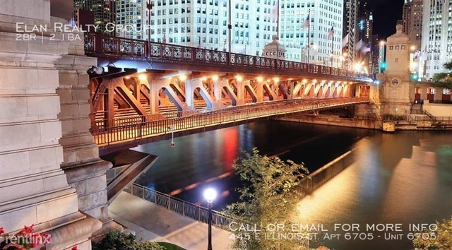 2 Bedrooms, Streeterville Rental in Chicago, IL for $4,445 - Photo 2