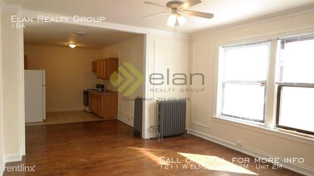 Studio, Magnolia Glen Rental in Chicago, IL for $875 - Photo 1