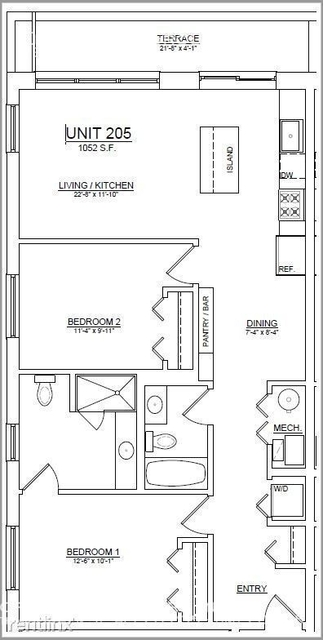 2 Bedrooms, Near West Side Rental in Chicago, IL for $2,995 - Photo 2