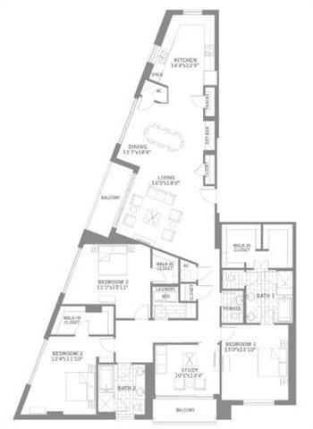3 Bedrooms, Oak Lawn Rental in Dallas for $10,625 - Photo 2