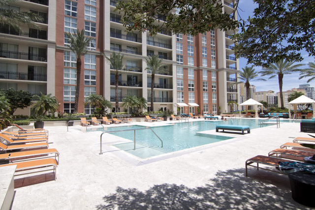 2 Bedrooms, Cityplace South Tower Condominiums Rental in Miami, FL for $3,500 - Photo 1
