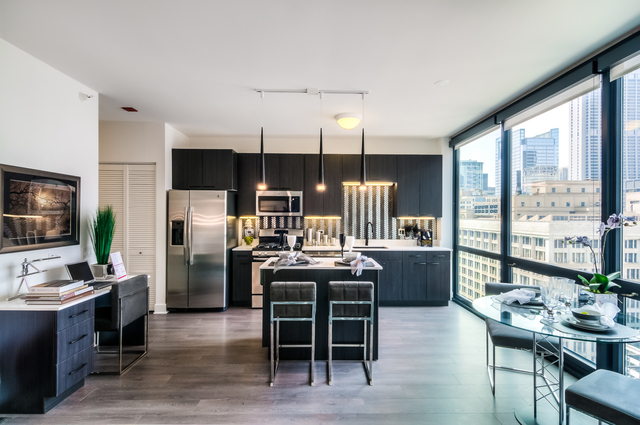 Studio, The Loop Rental in Chicago, IL for $2,286 - Photo 1