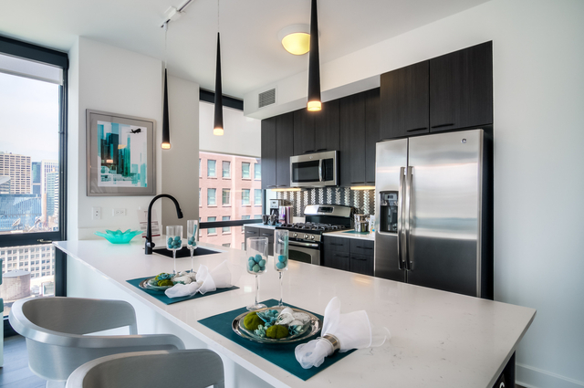 Studio, The Loop Rental in Chicago, IL for $2,286 - Photo 2