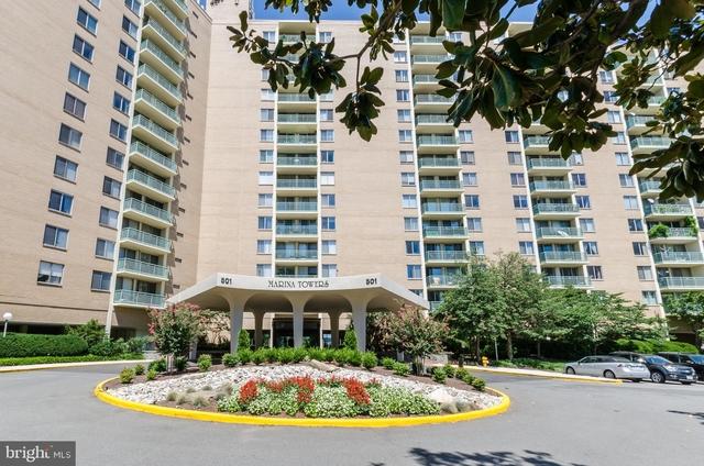 1 Bedroom, Marina Towers Condominiums Rental in Washington, DC for $1,950 - Photo 1