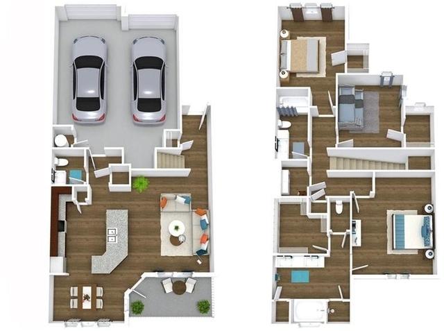 3 Bedrooms, Vickery Rental in Dallas for $2,805 - Photo 1