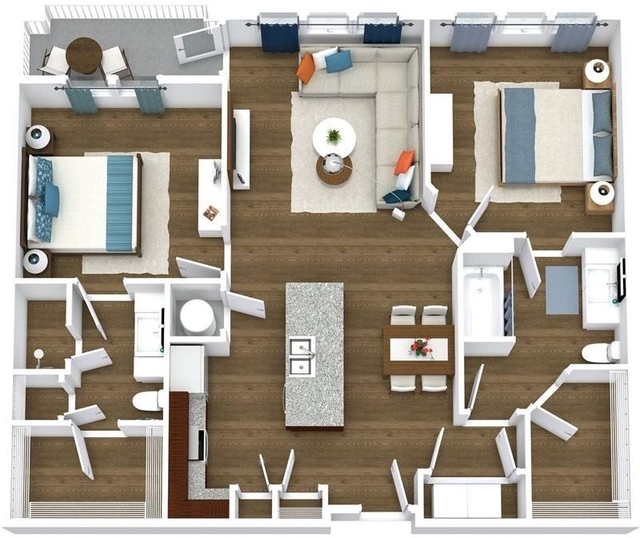 2 Bedrooms, Vickery Rental in Dallas for $1,650 - Photo 1