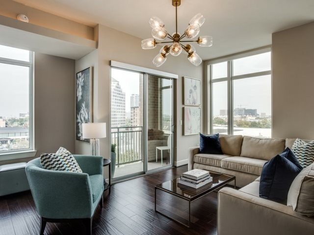 2 Bedrooms, Uptown Rental in Dallas for $3,571 - Photo 1