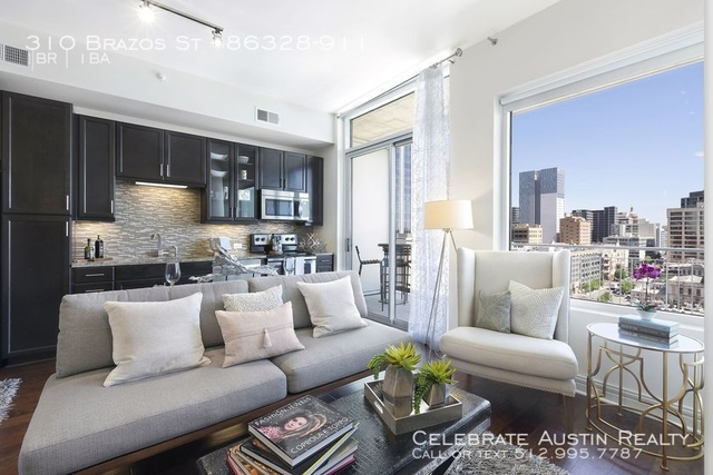 1 Bedroom, Downtown Austin Rental in Austin-Round Rock Metro Area, TX for $2,514 - Photo 2