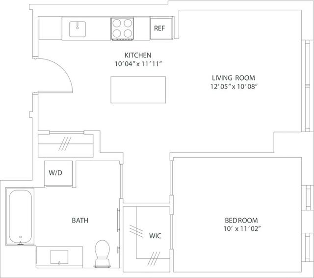 1 Bedroom, West Fens Rental in Boston, MA for $3,390 - Photo 2