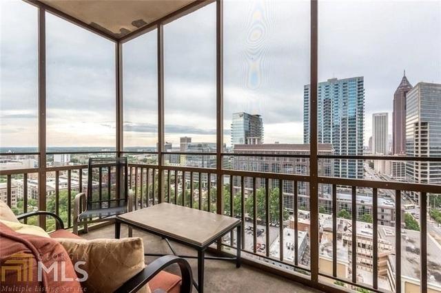 1 Bedroom, Centennial Hill Rental in Atlanta, GA for $1,495 - Photo 2