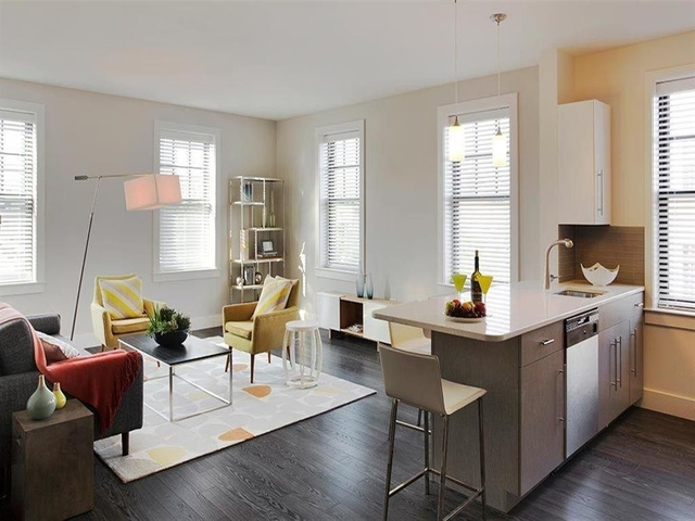 2 Bedrooms, Thompson Square - Bunker Hill Rental in Boston, MA for $3,901 - Photo 1
