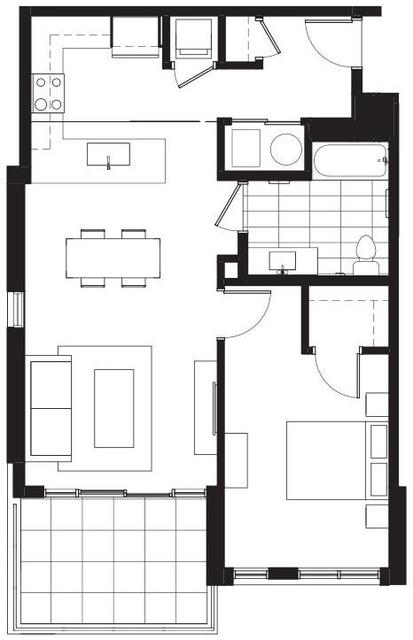 1 Bedroom, Evanston Rental in Chicago, IL for $1,810 - Photo 1