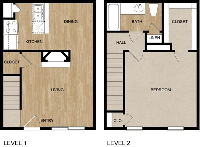 1 Bedroom, Timbergrove Manor Rental in Houston for $939 - Photo 1