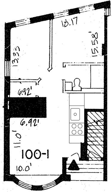 2 Bedrooms, Wellington - Harrington Rental in Boston, MA for $2,300 - Photo 2