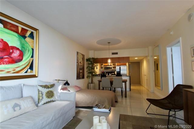 1 Bedroom, Seaport Rental in Miami, FL for $1,999 - Photo 2