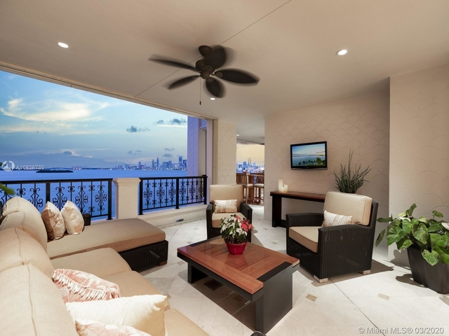 3 Bedrooms, Fisher Island Rental in Miami, FL for $30,000 - Photo 1