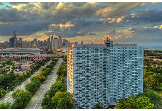 1 Bedroom, Prairie Shores Rental in Chicago, IL for $995 - Photo 1