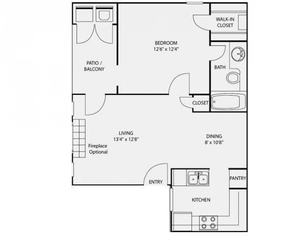 1 Bedroom, Sugar Land Rental in Houston for $960 - Photo 1