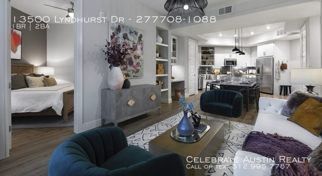 1 Bedroom, Walden Park at Lakeline Rental in Austin-Round Rock Metro Area, TX for $1,893 - Photo 1