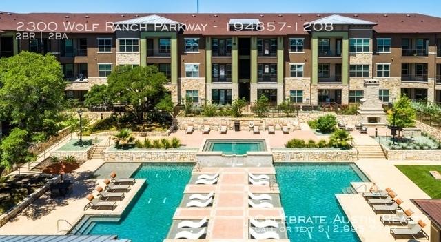 2 Bedrooms, Round Rock-Georgetown Rental in Georgetown, TX for $1,549 - Photo 1