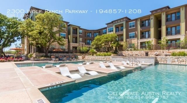 2 Bedrooms, Round Rock-Georgetown Rental in Georgetown, TX for $1,549 - Photo 2